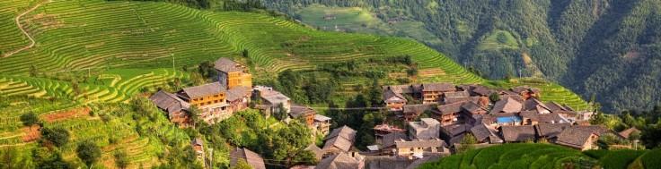 China_village