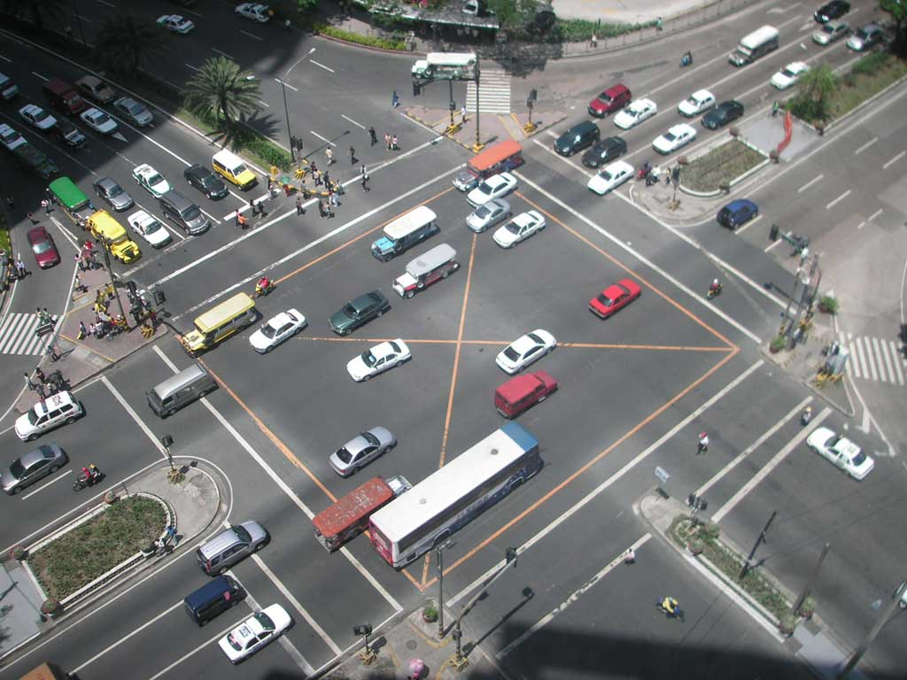 Makati_intersection